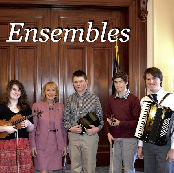 Ensembles at Concord Community Music School