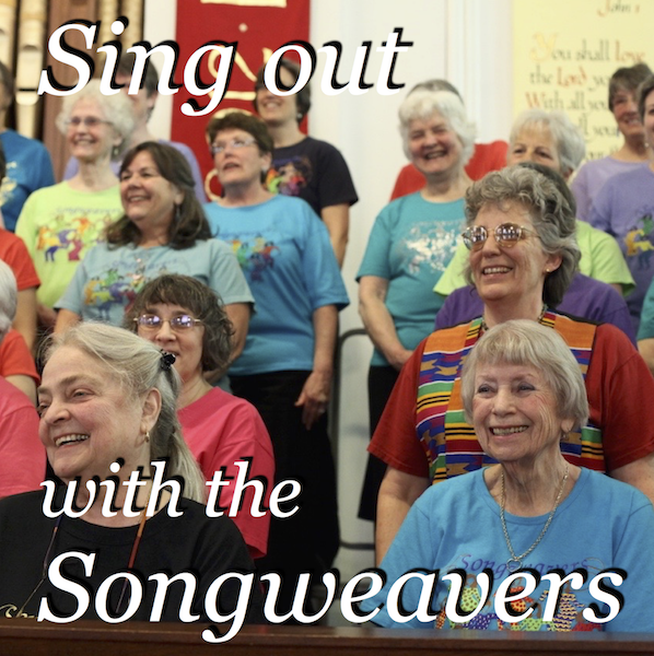 Songweavers at Concord Community Music School